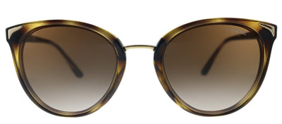 Vogue Eyewear VO 5230S W65613 Butterfly Plastic Havana Sunglasses with Brown Gradient Lens