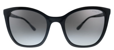 Vogue Eyewear VO 5243SB W44/11 Butterfly Plastic Black Sunglasses with Grey Gradient Lens