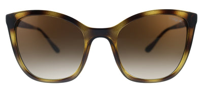 Vogue Eyewear VO 5243SB W65613 Butterfly Plastic Havana Sunglasses with Brown Gradient Lens