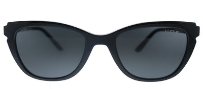 Vogue Eyewear VO 5293S W44/87 Cat-Eye Plastic Black Sunglasses with Grey Lens