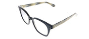 Gucci GG 0572O 009 Square Plastic Black Eyeglasses with Demo Lens