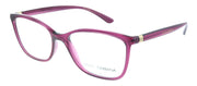 Dolce & Gabbana DG 5026 1754 Rectangle Plastic Burgundy/ Red Eyeglasses with Demo Lens