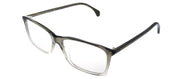 Gucci GG 0553O 008 Rectangle Plastic Grey Eyeglasses with Demo Lens
