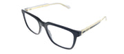 Gucci GG 0560O 005 Rectangle Plastic Black Eyeglasses with Demo Lens