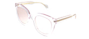 Gucci GG 0564S 005 Square Plastic Pink Sunglasses with Pink Lens