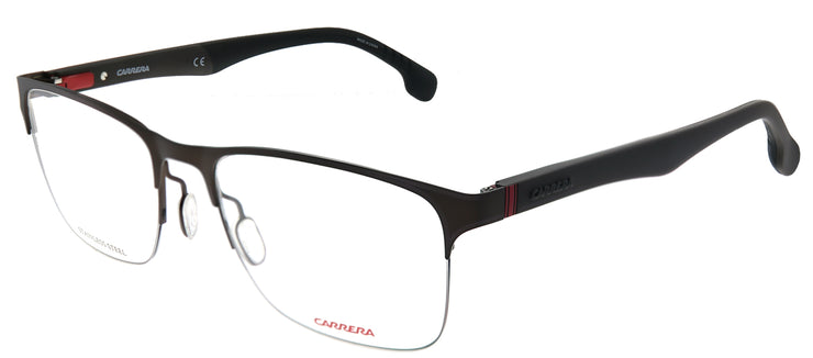 Carrera CA 8830/V 09Q Rectangle Metal Brown Eyeglasses with Demo Lens