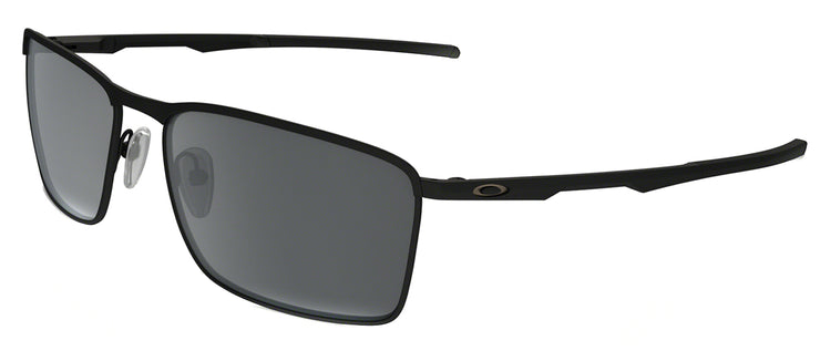 Oakley Conductor 6 OO 4106 410601 Square Metal Gold Sunglasses with Black Iridium Lens