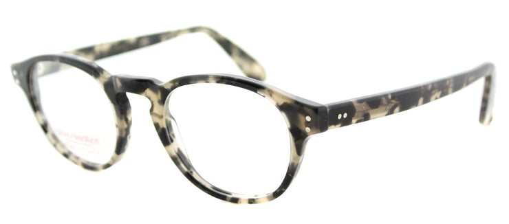 Lafont LF Recamier 148 Round Plastic Grey Eyeglasses with Demo Lens