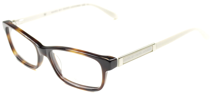 Marc By Marc Jacobs MMJ 578 C4D Rectangle Plastic Tortoise/ Havana Eyeglasses with Demo Lens