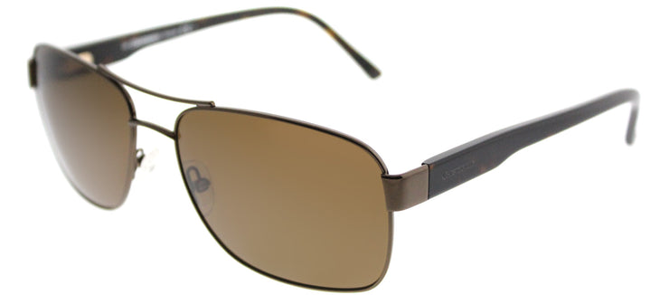 Chesterfield CH 01/S 6ZM VW Aviator Metal Bronze Sunglasses with Brown Polarized Lens