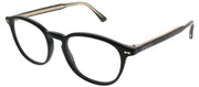 Gucci GG 0187O 005 Square Plastic Black Eyeglasses with Demo Lens