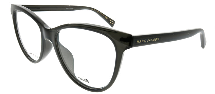 Marc Jacobs Marc 323/G KB7 Cat-Eye Plastic Grey Eyeglasses with Demo Lens