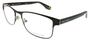 Marc Jacobs Marc 343 09Q Rectangle Metal Brown Eyeglasses with Demo Lens