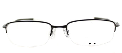 Oakley Clubface OX 3102 03 Semi-Rimless Metal Grey Eyeglasses with Demo Lens