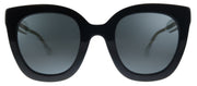 Gucci GG 0564S 001 Square Plastic Black Sunglasses with Grey Lens