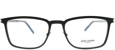 Saint Laurent SL 226 005 Rectangle Plastic Black Eyeglasses with Demo Lens