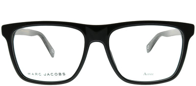 Marc Jacobs Marc 342 807 Rectangle Plastic Black Eyeglasses with Demo Lens