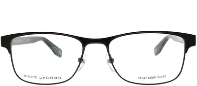 Marc Jacobs Marc 343 807 Rectangle Metal Black Eyeglasses with Demo Lens