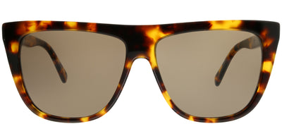 Stella McCartney SC 0149S 003 Cat-Eye Plastic Tortoise/ Havana Sunglasses with Brown Lens