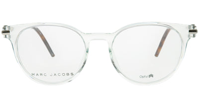 Marc Jacobs Marc 51 TPD Round Plastic Clear Eyeglasses with Demo Lens