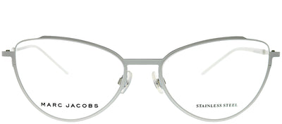 Marc Jacobs Marc 40 SJR Cat-Eye Metal Ivory/ White Eyeglasses with Demo Lens