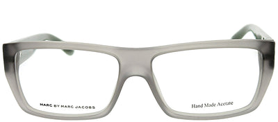 Marc by Marc Jacobs MMJ 519 V0O Rectangle Plastic Grey Eyeglasses with Demo Lens