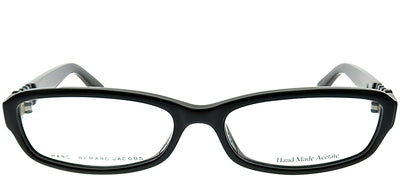Marc by Marc Jacobs MMJ 542 807 Rectangle Plastic Black Eyeglasses with Demo Lens