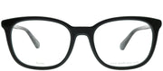 Kate Spade KS Jalisha 807 Square Plastic Black Eyeglasses with Demo Lens
