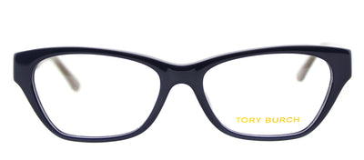 Tory Burch TY 2053 1409 Cat-Eye Plastic Blue Eyeglasses with Demo Lens
