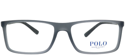 Polo Ralph Lauren PH 2178 5604 Rectangle Plastic Grey Eyeglasses with Demo Lens