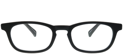 Eyebobs EB 2227 00 Rectangle Plastic Black Reading Glasses