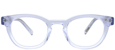 Eyebobs EB 2231 51 Round Plastic Clear Reading Glasses