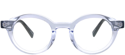 Eyebobs EB 2236 51 Round Plastic Clear Reading Glasses