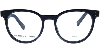 Marc Jacobs Marc 126 0TC Oval Plastic Blue Eyeglasses with Demo Lens