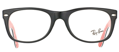 Ray-Ban RX 5184 2479 Wayfarer Plastic Black Eyeglasses with Demo Lens
