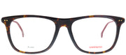 Carrera Carrera144/V 2IK Rectangle Plastic Tortoise/ Havana Eyeglasses with Demo Lens