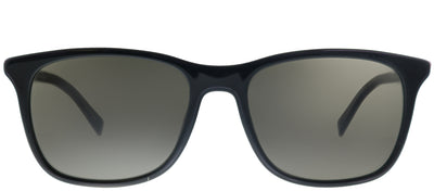 Tommy Hilfiger TH 1449/S A5X Square Plastic Black Sunglasses with Grey Lens