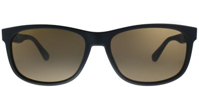 Tommy Hilfiger TH 1520/S 003 Square Plastic Black Sunglasses with Brown Lens