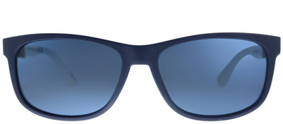 Tommy Hilfiger TH 1520/S RCT Square Plastic Blue Sunglasses with Blue Lens