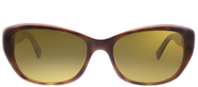 Kate Spade KS Keara/P/S PHO VW Cat-Eye Plastic Tortoise/ Havana Sunglasses with Brown Polarized Lens