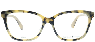 Kate Spade KS Jorja C1H Square Plastic Tortoise/ Havana Eyeglasses with Demo Lens