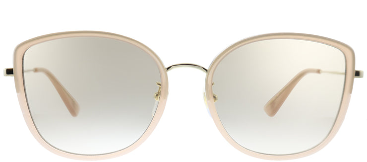 Gucci GG 0606SK 004 Cat-Eye Plastic Pink Sunglasses with Pink Lens