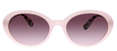Miu Miu MU 01US 1173G2 Cat-Eye Plastic Pink Sunglasses with Pink Gradient Lens