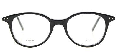 Celine CL 41407 807 Square Plastic Tortoise/ Havana Eyeglasses with Demo Lens