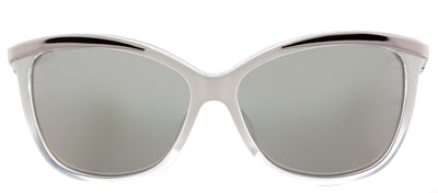 Dior CD Metaleyes2 HPR Cat-Eye Plastic Ivory/ White Sunglasses with Rose Gold Mirror Lens