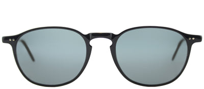 Lafont LF SocrateS 1039 Round Plastic Black Sunglasses with Grey Lens