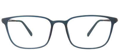 Modo MODO 7005 MEMRL Square Plastic Green Eyeglasses with Demo Lens