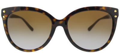 Michael Kors MK 2045 3006T5 Cat-Eye Plastic Tortoise/ Havana Sunglasses with Brown Gradient Polarized Lens