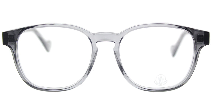 Moncler ML 5013 075 Square Plastic Grey Eyeglasses with Demo Lens