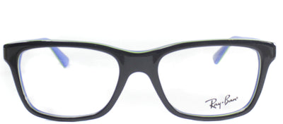 Ray-Ban Junior RY 1536 3600 Square Plastic Grey Eyeglasses with Demo Lens